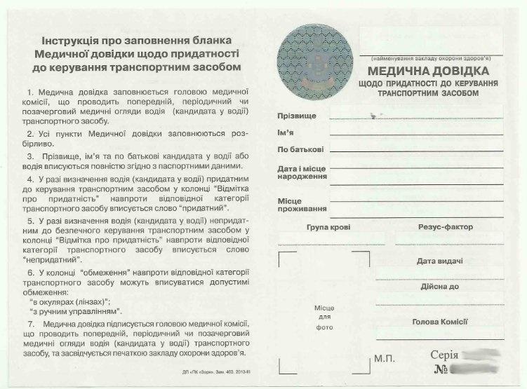 Справки от нарколога и психиатра для водительской комиссии Чехов